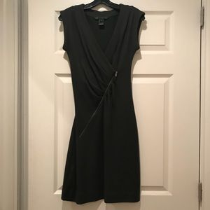 Marc by Marc Jacobs olive green wool dress XS